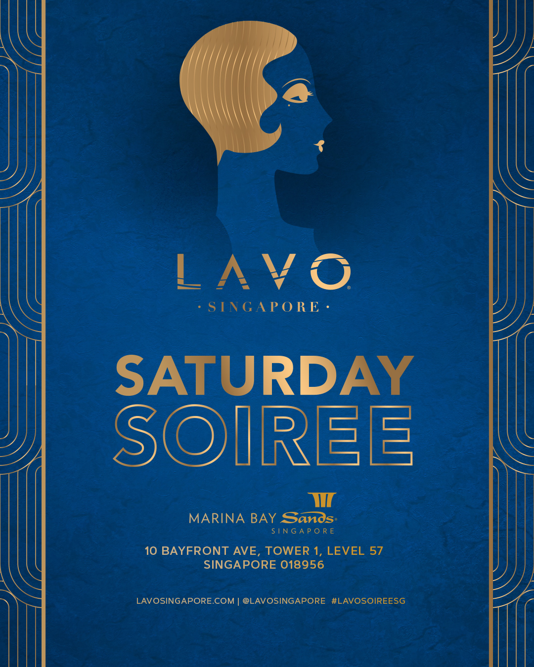 saturday soiree lavo singapore